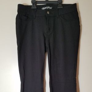 Faded Glorly black pants